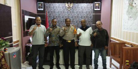 Polres Jayapura Kota Gandeng IMI Papua Gelar Bhayangkara Off Road
