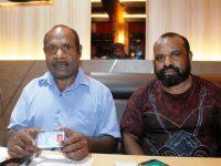Indikasi Hambat Syarat e-KTP, Itaman Thago – Bernie Pagawak Protes KPU Mamteng