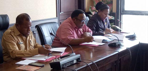 Bapemperda DPR Papua Jaring Aspirasi Terkait Raperdasus Pertambangan Rakyat