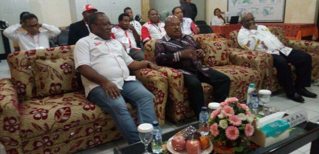 Penetapan Cagub Papua Terganjal Rekomendasi Verifikasi OAP
