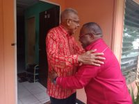 Sebelum Mendaftar ke KPU, JWW Minta Restu Tiga Tokoh Papua