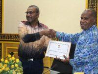 Berkas Verifikasi OAP Diserahkan ke DPRP, Yunus Wonda: Polemik Sudah Berakhir