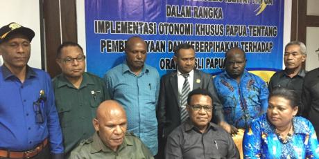 Dana Otsus Harus Disahkan Secara Terpisah dalam Sidang APBD Papua