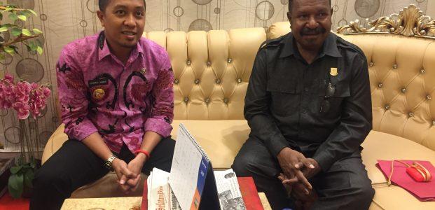Jadi Cluster PON XX, Jadi Momentum Pembangunan Kawasan Selatan Papua