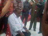 Maju Sebagai Gubernur, Puluhan Hamba Tuhan Doakan Jhon Wempi Wetipo
